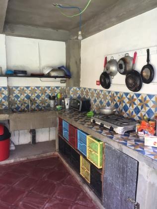 kitchen, hostel, Nicaragua, etiquette, travel