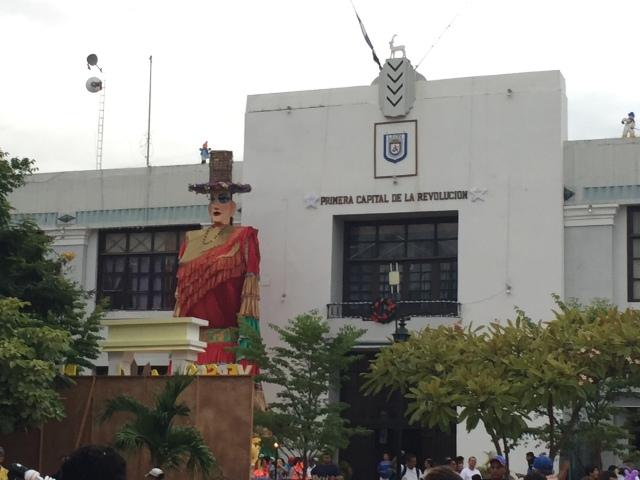 León, Nicaragua, City hall, alcadia, expat