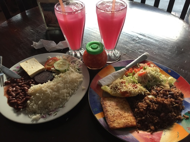 lunch, food, Leon, Nicaragua, pricing