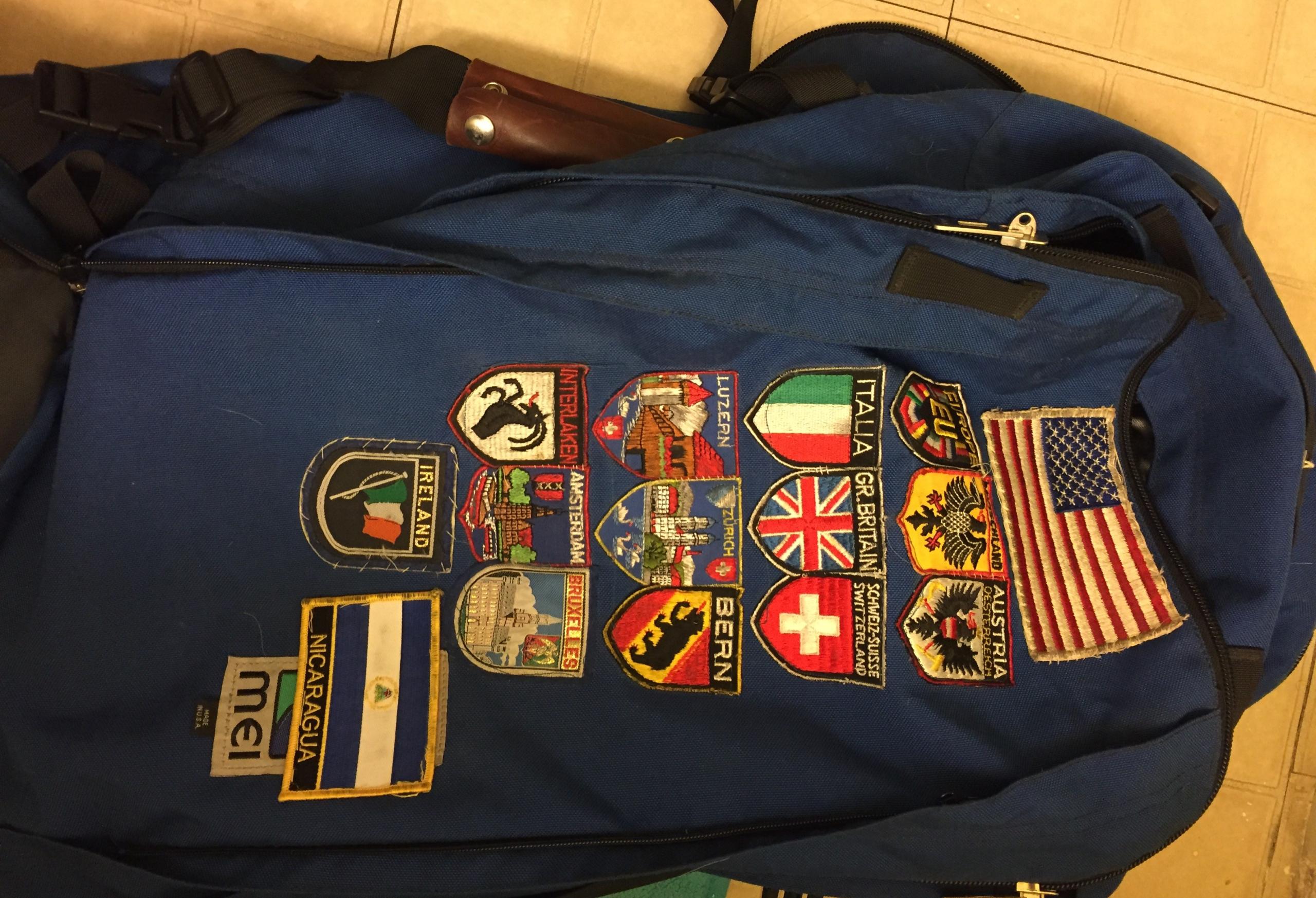 Backpack, trave, traveller, hostels, Nicaragua, guide