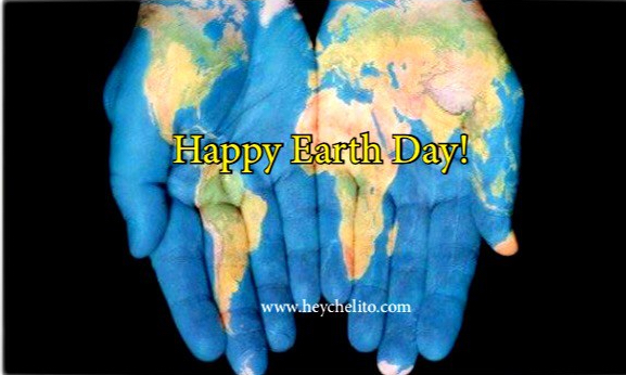 happy, earth, day