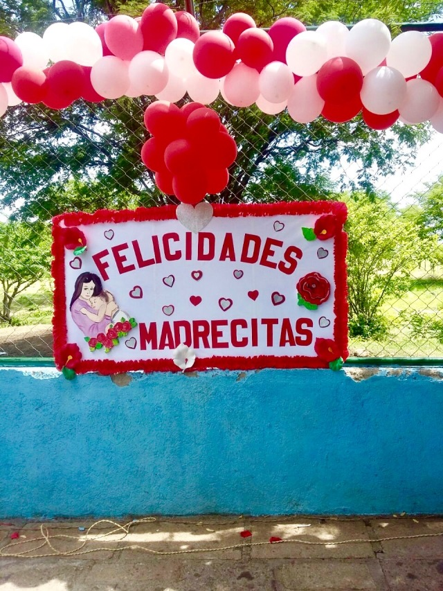 Mother's Day, Nicaragua, May 30