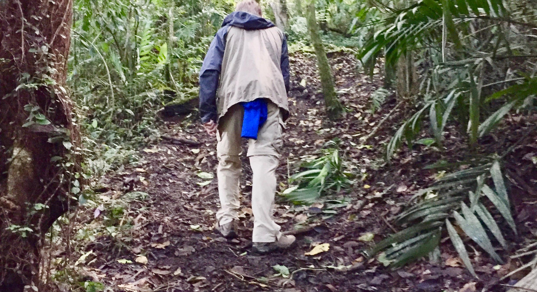 hiking, Nicaragua, Selva Negra, Masachapa