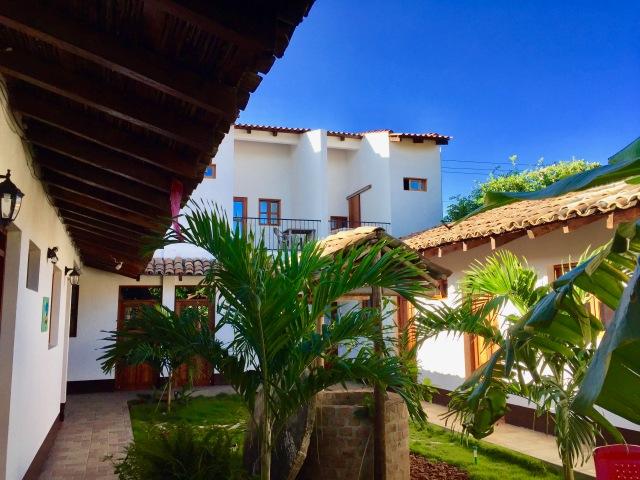 Léon, guesthouse, al Sole, nicaragua, guesthouse