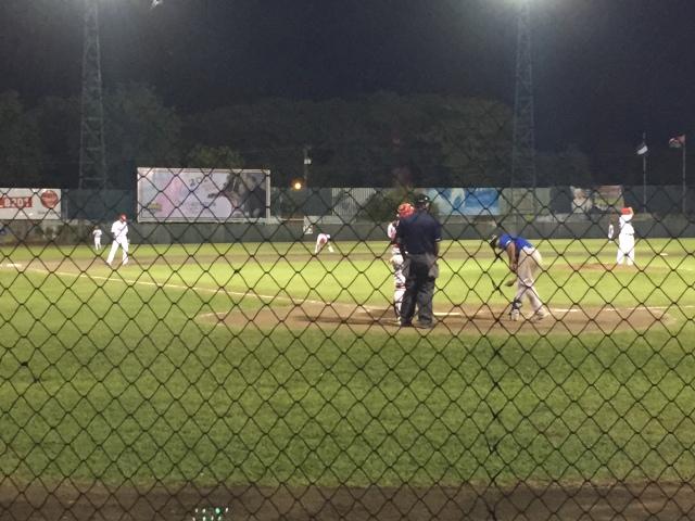 Baseball, Leon, Granada, Nicaragua,