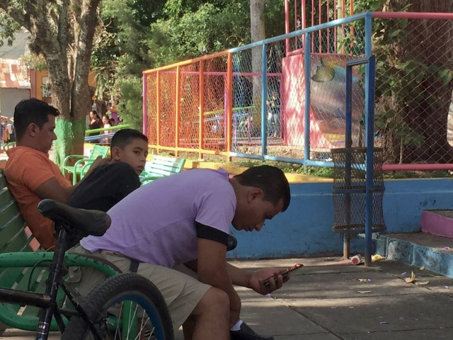 wi-fi, internet, nicaragua, tips, parks