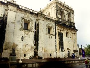 Leon, Nicaragua, Church, Cathedral,UNESCO,Baroque, Neo-classical, design, Ruben Dario
