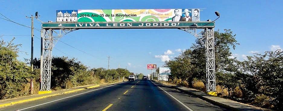 Viva León, Jodido!, Nicaragua,travel.