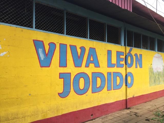 Viva Leon Jodido, León, Nicaragua