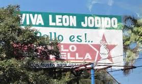 billboard, jodido, León