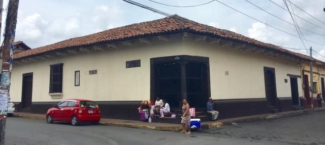 Ruben Dario, Leon, Nicaragua, museum, poetry