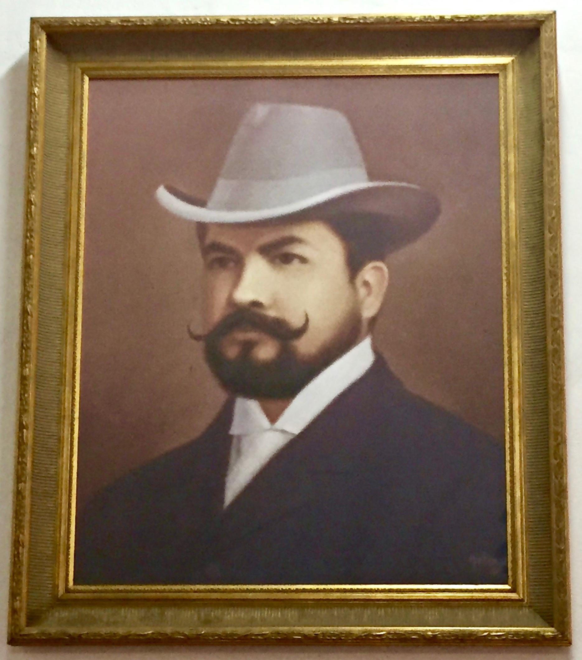 Ruben Dario, museum, Leon, Nicaragua, poetry
