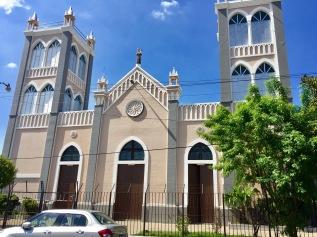 Nicaragua, Chinandega, church, cathedral