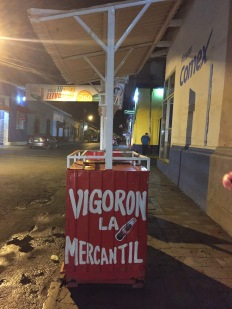 vigaron, street food, nicaragua
