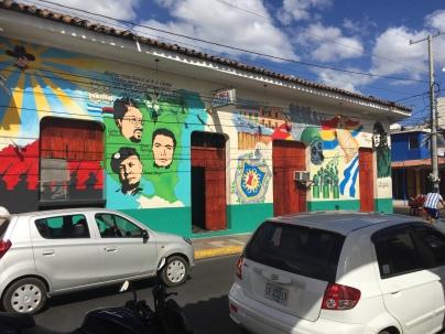 Leon, Nicaragua, History, Museum, Revolution, war, mural