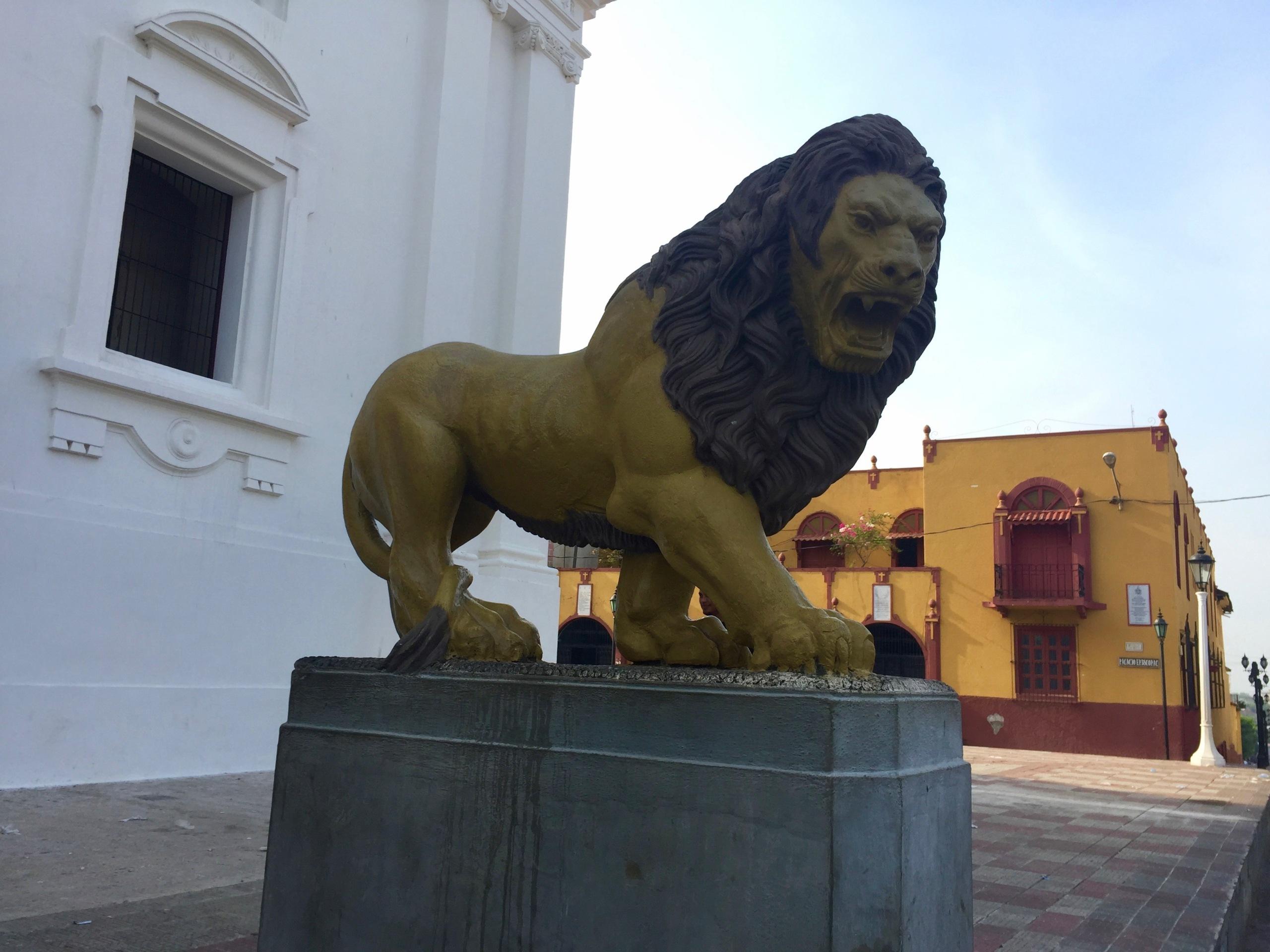 Leon, Lion, Nicaragua