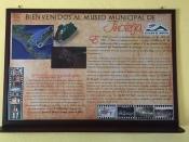 nicaragua, jinotega, museum