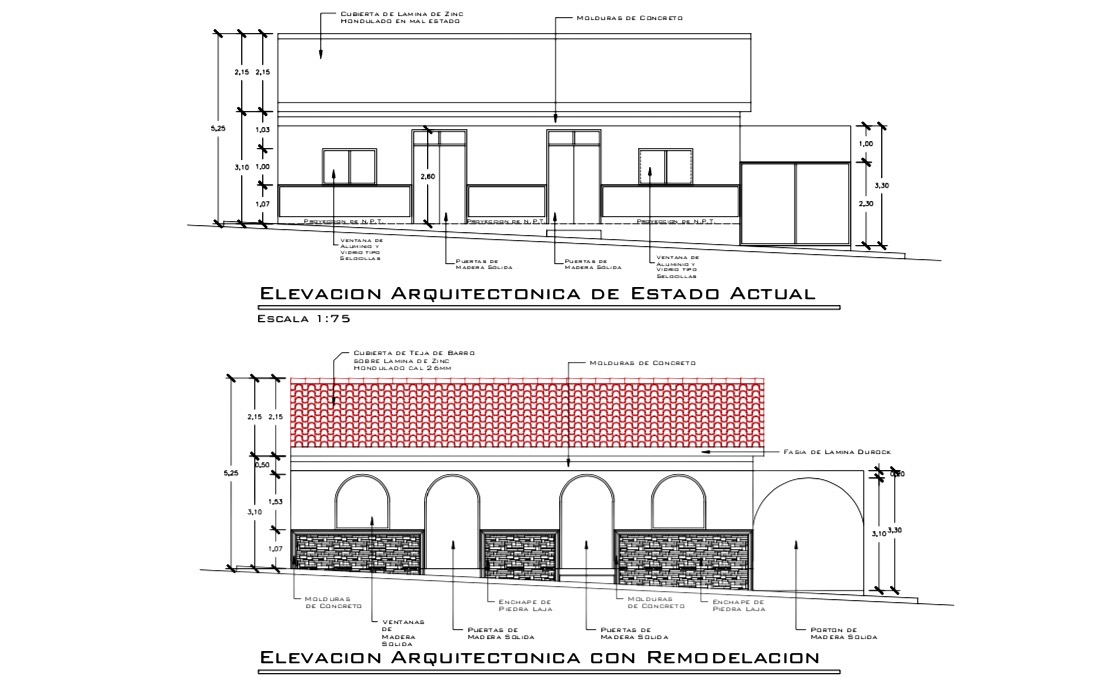 Leon, Nicaragua, construction, builders, permits, architects