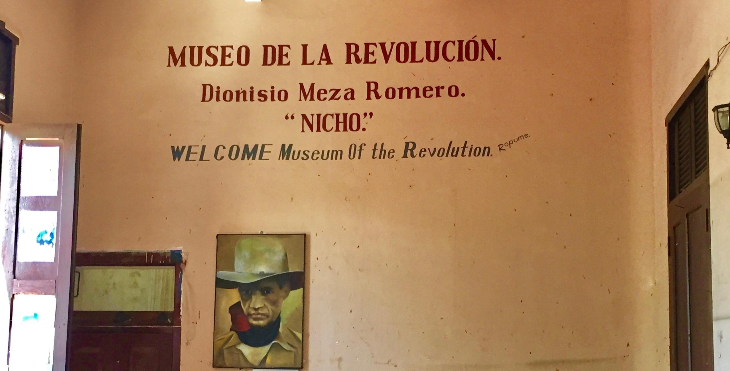Museum of the Revolution, Leon, Nicaragua, Ortega, FSNL, Sandino, Sandinista, museum, ruin porn