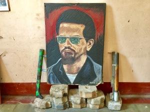 Museum of the Revolution, Leon, Nicaragua, Ortega, FSNL, Sandino, Sandinista, museum,