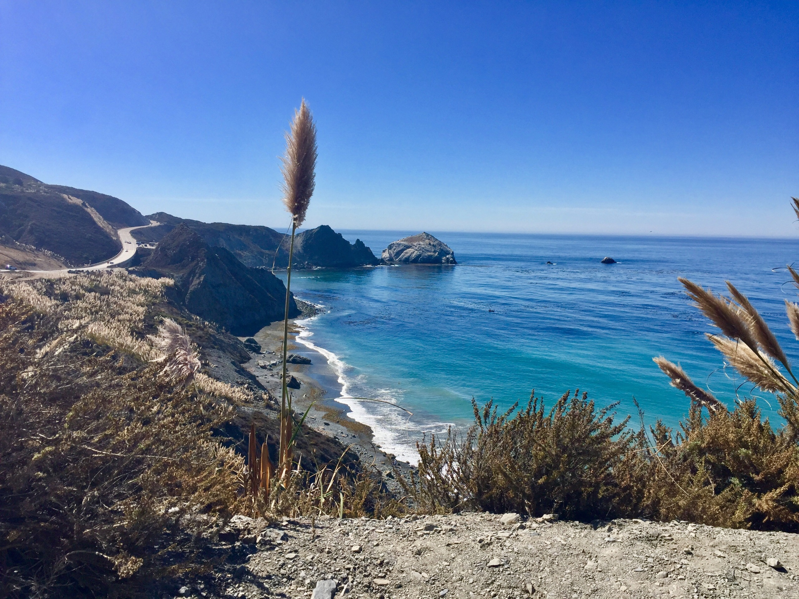 roadtrip, Big Sur, camping