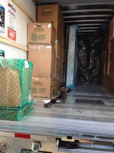 international move, moving,Miami, Nicaragua, cargo, customs, immigration