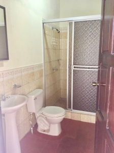 Nicaragua, bathroom, Leon, remodel, construction, international, moving, expat